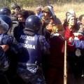 Abogado de DDHH de Nación llegó al acampe contra Monsanto