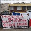 Conflicto salarial y amenaza de huelga en Pascua Lama