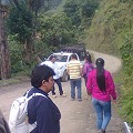 Campesinos y jóvenes sacan a Anglo Gold Ashanti de la vereda La Bolívar