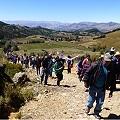 Inspección al Cerro Quilish y al Río Grande