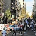 Una multitud marchó en Montevideo por los bienes naturales y contra megaproyectos