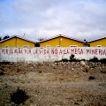 Organizaciones rechazan proyecto minero «Dominga» en la comuna de La Higuera