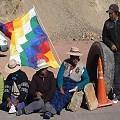 """""""Hemos logrado que el Rally Dakar no pase por nuestras comunidades"""""""