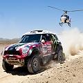 Dakar 2014: dominar la piedra salvaje