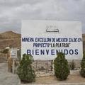 Mina La Platosa gasta 50% del agua del municipio
