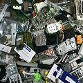 La sorprendente cantidad de metales en la basura tecnológica