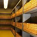 En bancos y tesoros sobra oro para las industrias que lo usan