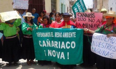 Cronología del conflicto minero que sigue sin resolverse en Cañaris