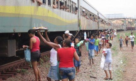 Ferrocarril y minería, matrimonio impotente ante pobreza brasileña
