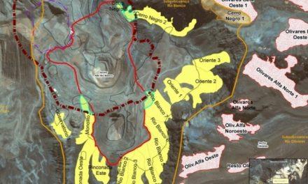 Expedición a un glaciar revive polémica sobre proyecto Andina 244