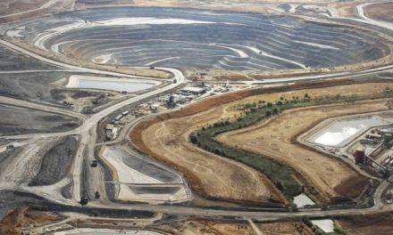 Los desmanes de la mayor mina europea de cobre a cielo abierto
