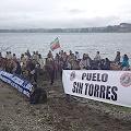 Emocionante culminación de la cabalgata de mujeres en defensa de la cuenca del río Puelo