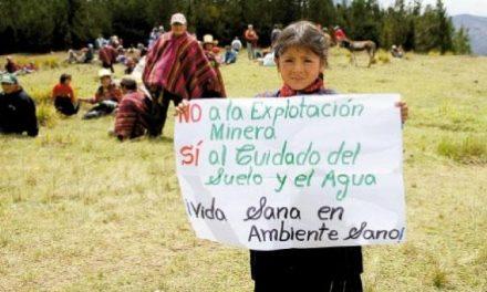 Comuneros de Cañaris retomarán protestas contra proyecto minero