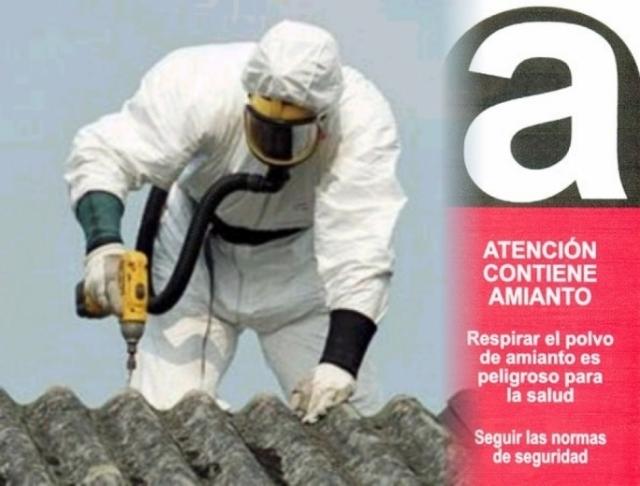 El amianto y sus repercusiones en la salud y el medio ambiente