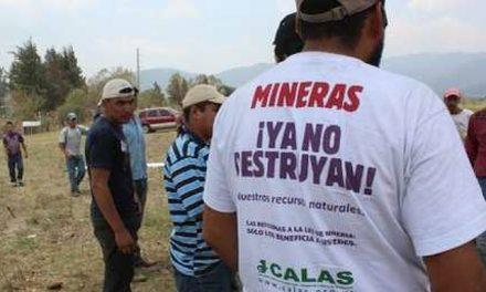 Megamineras causan conflictos en 8 de cada 10 municipios donde se instalan