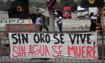 Vecinos de San Antonio de Conchagua se oponen a la minería a cielo abierto