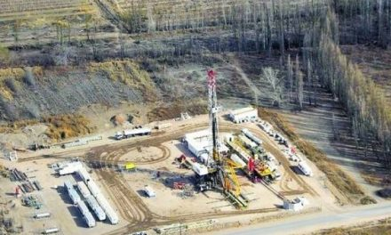 Explosión en pozo de fracking de Apache en Allen