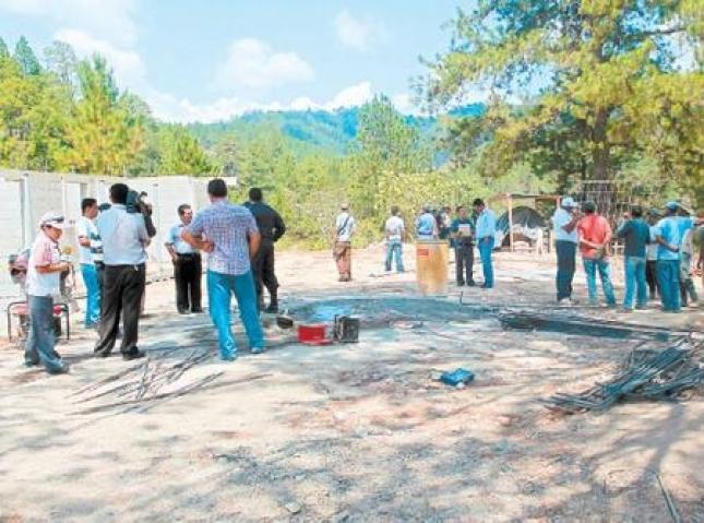 Investigan a minera que opera en San Antonio de Conchagua