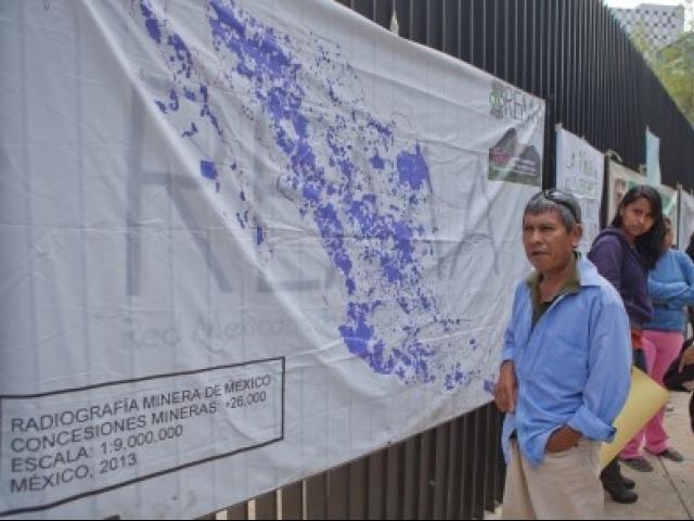 Piden cancelar concesiones mineras de filiar de Fortuna Silver en Oaxaca