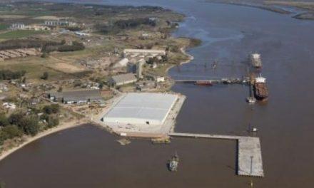 Minera brasileña utilizará el Puerto de Nueva Palmira