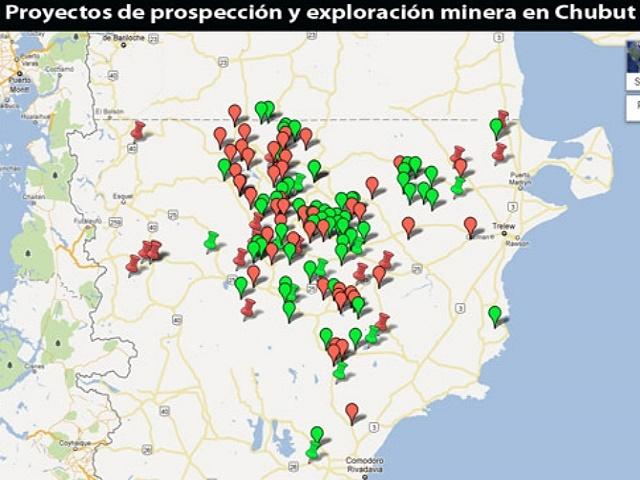 «Hay sectores poderosos que pretenden impulsar la megaminería en Chubut»