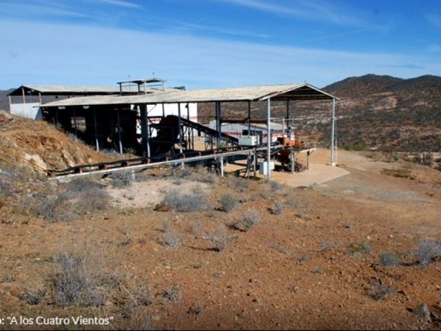 Senado rechaza mina a cielo abierto en El Arco, Baja California