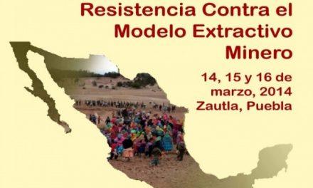La lucha contra la minería extractivista es también antimperialista