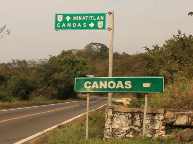 Mina en Canoas continúa con aval de Semarnat