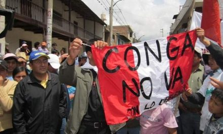 La represión policial se legaliza mientras aumentan las protestas mineras