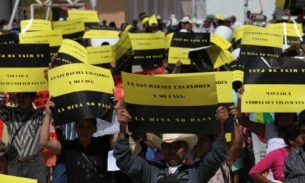 Delegación guatemalteca inicia gira contra minera Tahoe Resources en Canadá