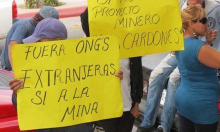 Proyecto minero Los Cardones deberá cumplir con cuidados ambientales dice el Secretería de Medio Ambiente