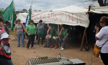 Ni explosivos, ni uranio: Vecinos por el ambiente