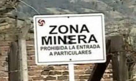 Minera extranjera, con permiso para explorar en zona de reserva