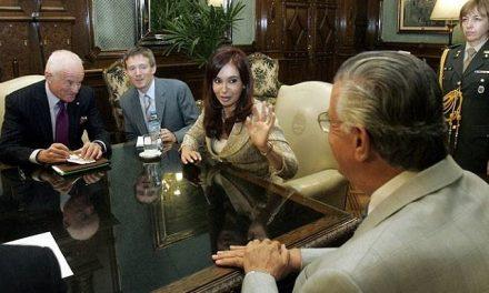 Gestionan una ayudita económica para Barrick Gold en San Juan