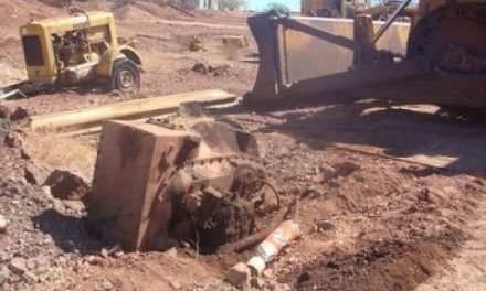 Profepa clausura proyecto minero de hierro en Sonora