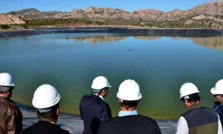 La CNEA persiste en re-explotar en Sierra Pintada
