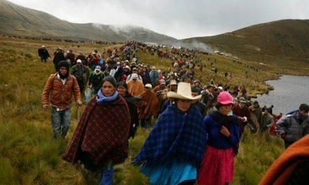 Nativos americanos, las primeras víctimas en la lucha por el medio ambiente