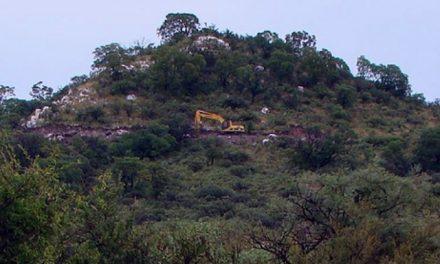 Cierre definitivo de la fallida mina de cuarzo en Cerro Negro