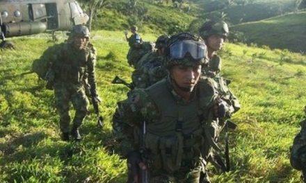 Militarización al servicio del extractivismo en Colombia