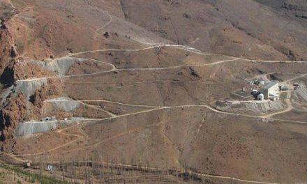 La mina de Andacollo: derrames y fisuras de la minería segura