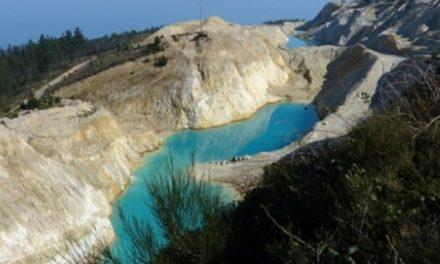 Alerta en Galicia por aguas tóxicas en diques de cola de una mina cerrada