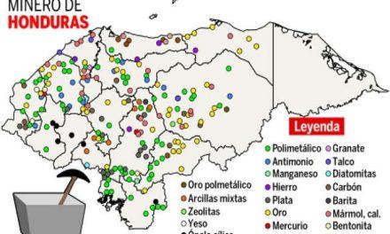 Hay más de 160 solicitudes de exploración minera en trámite