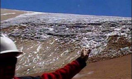 Nuevos antecedentes contra Pascua Lama por destrucción de glaciares