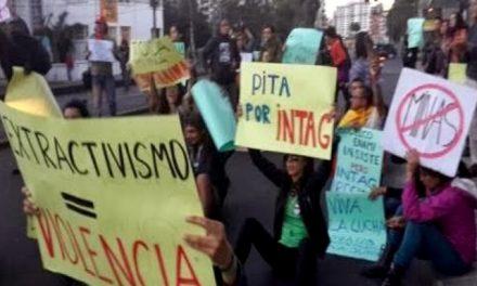 Intag: Entre la lucha antiminera y la persecución polítca
