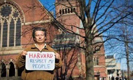 Referente campesino del Iberá lucha por su tierra en la Universidad de Harvard