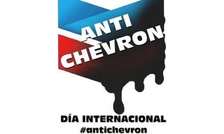 21M: Lanzan en Neuquén la campaña por el Día Internacional Anti Chevron