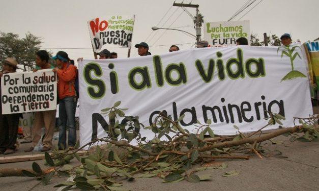Estado actual del sector minero y sus impactos socio-ambientales en Nicaragua