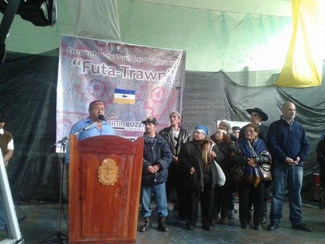 Comunidades mapuche rechazaron la megaminería, el fracking y las represas