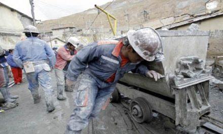 Minería deja poco rédito al Estado boliviano