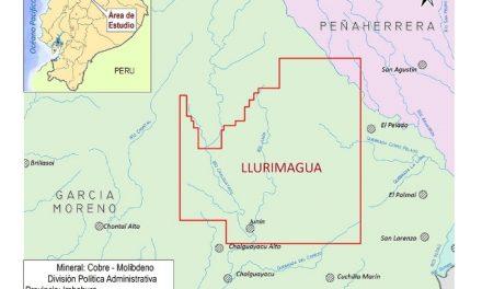 Dirigente contrario a la minería fue detenido en Imbabura